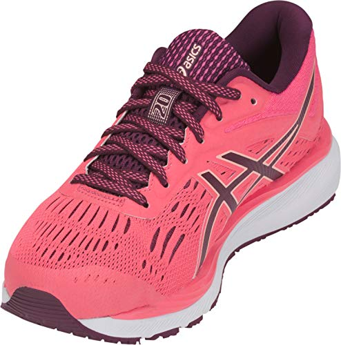 ASICS Women's Gel-Cumulus 20 Running Shoes, 10M, Pink Cameo/Roselle