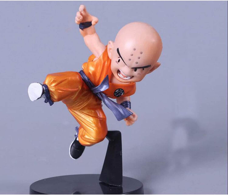 XIAOPING Dragon Ball Animation vorbildliche Spielzeugpuppe PVC-Serie Spielzeug Statue Dekoration Dekoration Geschenk Spielzeug Spielzeugstatue