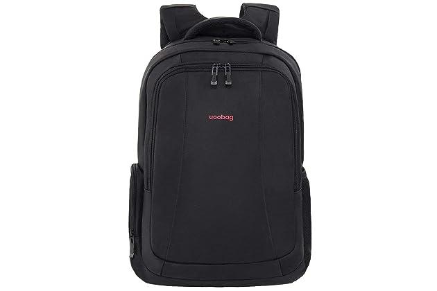 648fd0c85247 Uoobag Tigernu Series Business Laptop Backpack Slim Anti Theft Travel  Computer Backpacks Environmentally Waterproof Laptops Bag For Men Women  15.6Inch Black