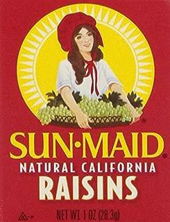 Sun-Maid Raisins (6 Count, 1 Oz Each)