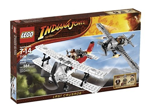 LEGO Indiana Jones 7198