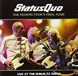 The Frantic Four\'s Final Fling - Live at the Dublin 02 Arena