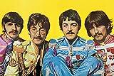 Close Up Beatles Poster (91,5cm x 61cm)