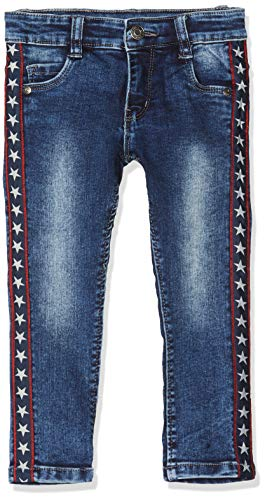 Blue Seven Jungen Jog Sternen Jeans, Blau (Dk Blau Orig 570), (Herstellergröße: 92)