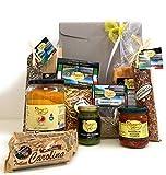 Caja Spring 2021 Productos típicos Made in Italy once premios 2021