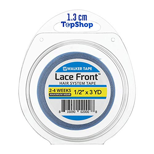 Fita Para Protese Capilar Lace Front 3 Metros