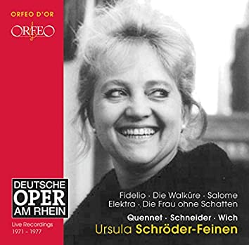 Beethoven, Wagner & Strauss: Opera Arias (Live)