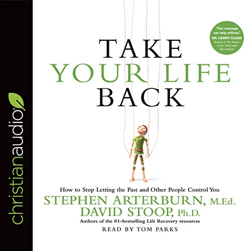 Take Your Life Back audiobook cover art