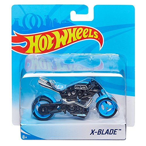 Hotwheels X4221 - Modellino Moto Scala 1/18