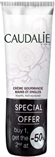 Caudalie Hand and Nail Cream 75ml/2.5oz Pack of 2