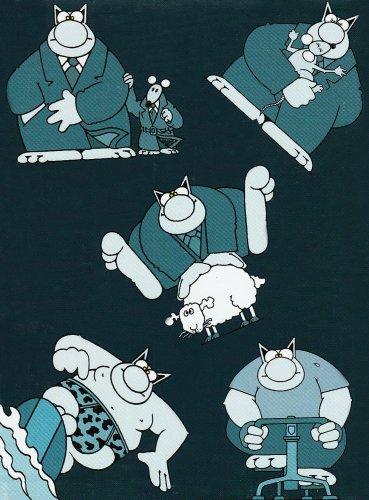 Le Chat : Tout le Chat : Coffret en 7 volumes (Mini-albums) : Le Chat ; Le retour du Chat ; La vengeance du Chat ; Le quatrième Chat ; Le Chat au ... ; Le Chat est content ; L'affaire le Chat ;