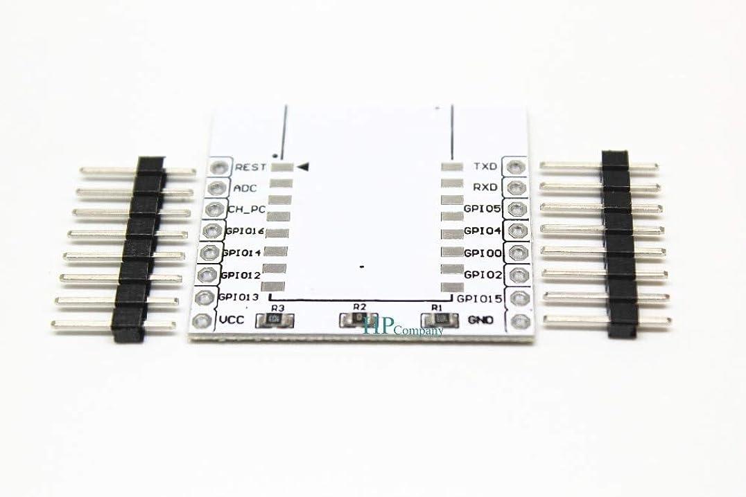 死の顎チェリー詳細にWillBest 3PCS ESP8266 serial WIFI module adapter plate Applies to ESP-07, ESP-08, ESP-12E