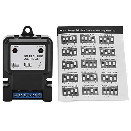 Jadpes Solar Photo voltaic Controller, PWM Intelligente Solar Energy Discharge laadregelaar Efficiënte regelaar Solar Energy Controller #2