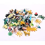 Fun Central 90 Pack - Underwater Deep Sea Animal Toy Figures - Assorted Pack