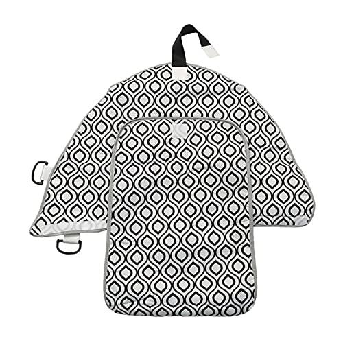 WangQianNan Cambiador de bebé plegable y duradero, tapete plegable para pañales de viaje, bolsa de pañales impermeable para bebés (color: estilo 2)