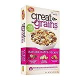 Post, Breakfast Cereal, Great Grains, Raisins, Dates, Pecans, 16 Oz