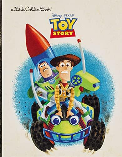 Toy Story (Disney/Pixar Toy Story) (Little Golden Books)