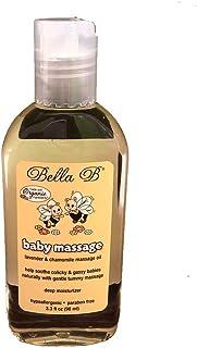 Bella B Baby Massage Oil