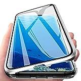 Coque pour Samsung Galaxy S8 Plus Adsorption Magnétique Tech Housse 360 degrés Protection étui...