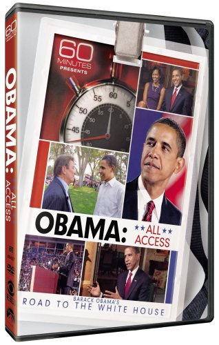 60 Minutes Presents Obama: All Access - Barack Obama's Road To The White House (The Obama Years The Power Of Words)