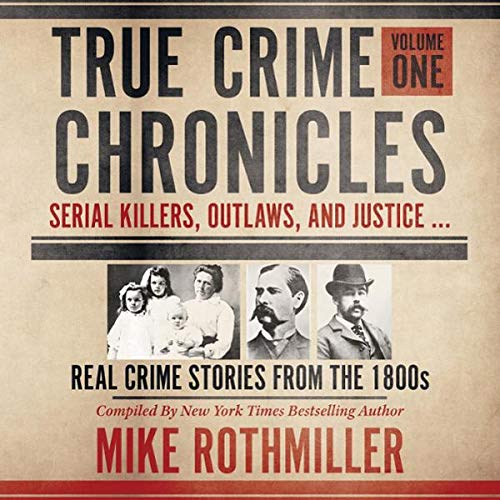 True Crime Chronicles cover art