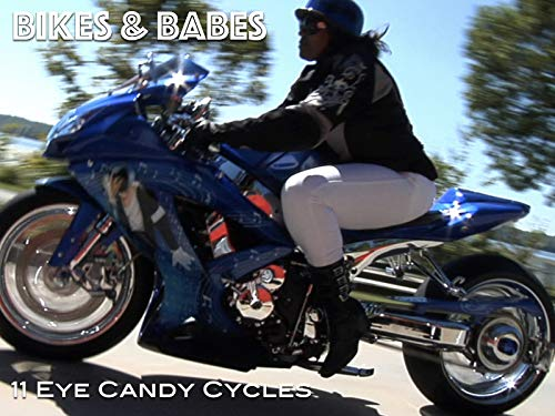 11 Eye Candy Cycle Designs