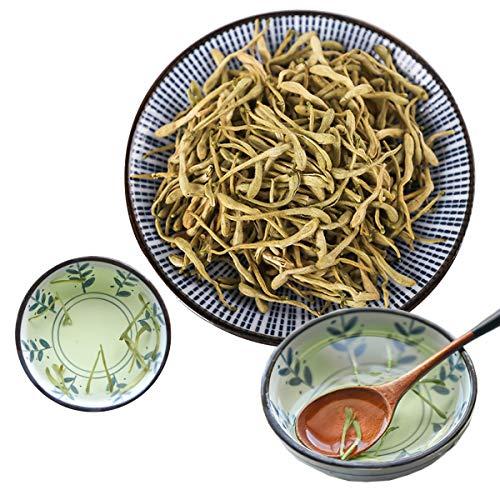 Chinesischer Kräutertee-Geißblatt-Tee-neuer duftender Tee-Gesundheitswesen blüht Tee-erstklassiges gesundes grünes Lebensmittel (500)