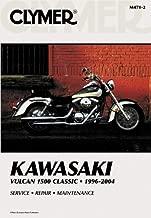 Clymer Repair Manual for Kawasaki VN1500 Vulcan 96-08