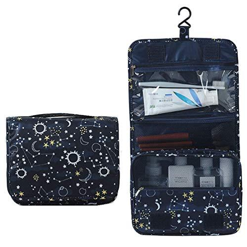ITraveller Portable Hanging Toiletry Bag/Portable Travel Organizer Cosmetic Bag...