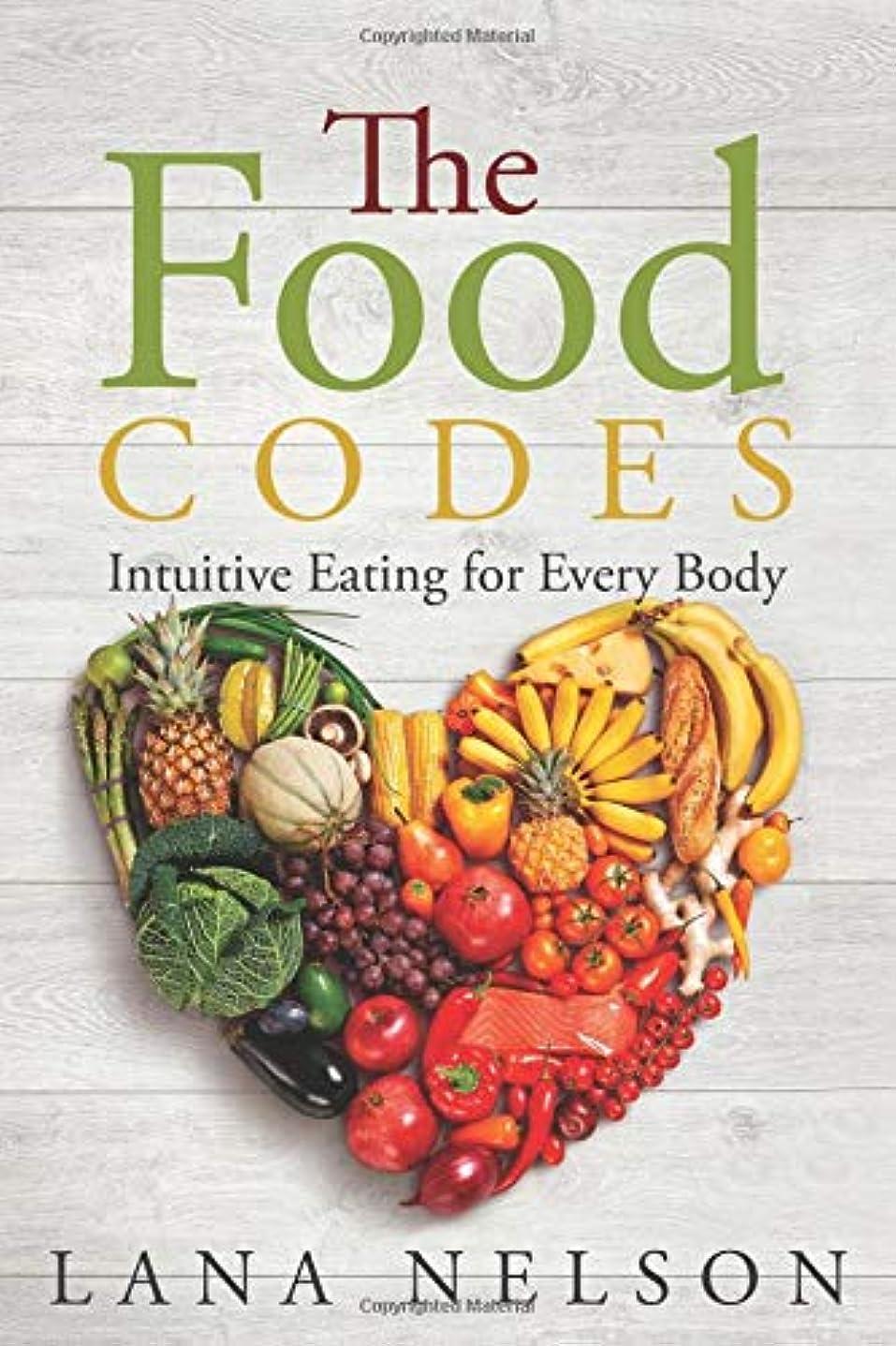 偽善充電特徴づけるThe Food Codes: Intuitive eating for every body