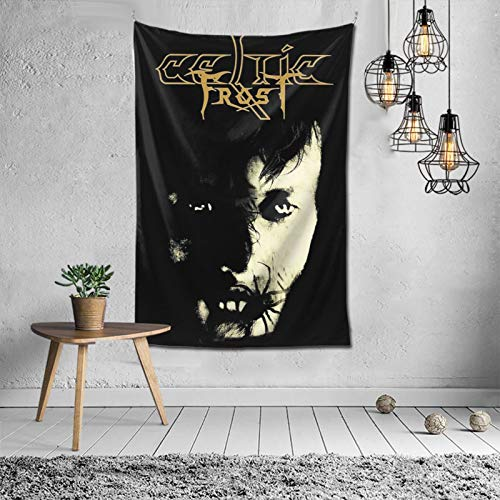 AYTOYY Celtic Frost Monotheist Fashion Tapestry Wall Hanging Decoration Apartment Home Art Wall Tapestry Bedroom Living Room Dormitory 60x40inch