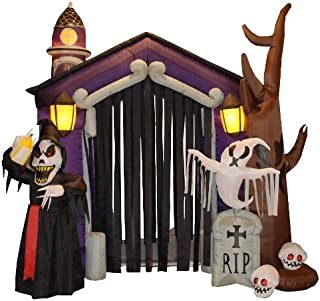 Best inflatable halloween castle Reviews