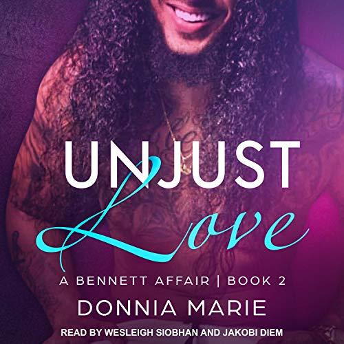 Unjust Love Titelbild