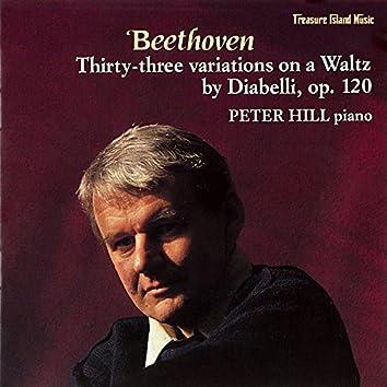 Thirty-Three Variations on a Waltz by Diabelli, Op. 120