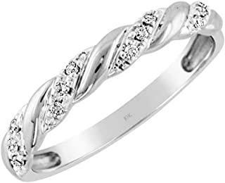 Best pave twist wedding band Reviews