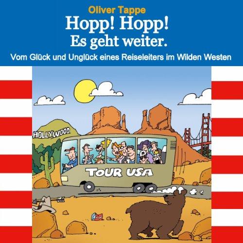 Hopp! Hopp! Es geht weiter audiobook cover art