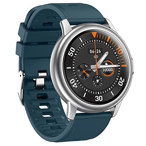 ZGZYL S27 Smart Watch con Presión Arterial/Oxígeno En La Sangre/De Ritmo Cardíaco Actividad De Seguimiento Rastreador Reloj En Funcionamiento IP68 Reloj De Fitness Deportivo Impermeable,C