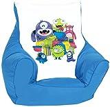 """knorr-baby 450301 Kinder Sitzsack""""Monster"""""""