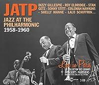Live in Paris - Jazz at The Philharmonic 1958-60 (3CD) by Gillespie / Eldridge / Getz / Various