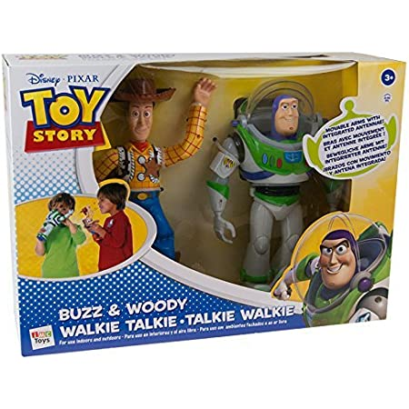 Amazon.es: Toy Story- INTERCOMUNICADOR GALÁCTICO Juguete ...