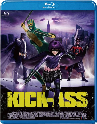 キック・アス 期間限定プライス版 Blu-ray