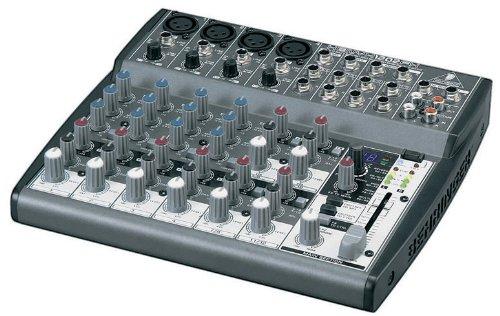 Behringer Silver XENYX 1202FX Mixer