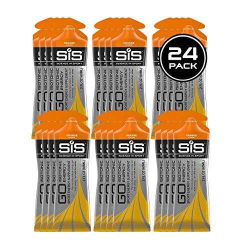 Science in Sport Energy Gel Variety Pack, 20 Pack Isotonic Energy Gels...