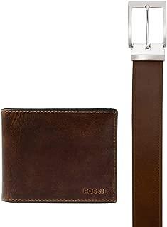 Fossil Derrick Cognac Men's Wallet (MLG0658201)