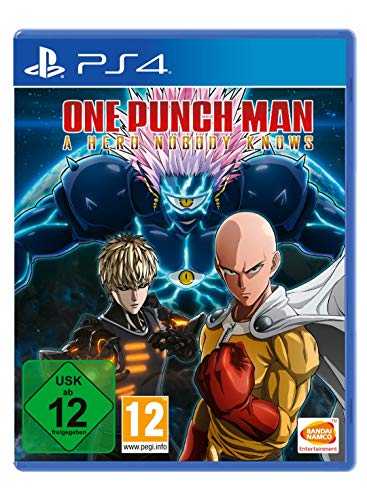 One Punch Man: A Hero Nobody Knows - [PlayStation 4]