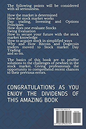 513mtQvf92S. SL500  - MASTERING THE STOCK MARKET: Day Trading, Investing, Options, Swing and Forex Expanding Strategies After Bitcoin and Dogecoin Crash