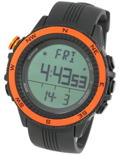 Lad Weather Reloj Altímetro Barómetro Brújula Termómetro Pronósti