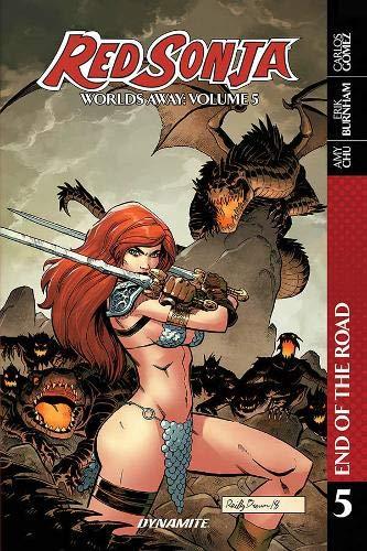 Red Sonja Volume 5: Post-Worlds Away