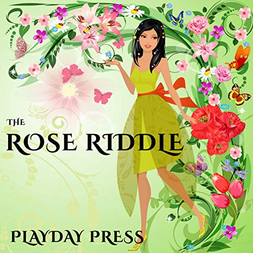 The Rose Riddle: A Fairy Tale for Young Imaginations audiobook cover art