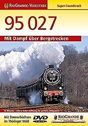 95 027 - Mit Dampf über Bergstrecken